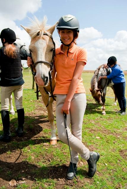 anglais et equitation en angleterre