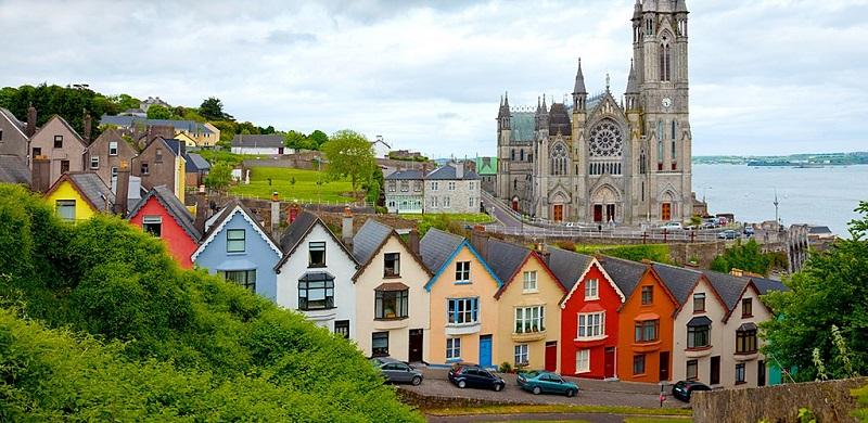Cork en Irlande