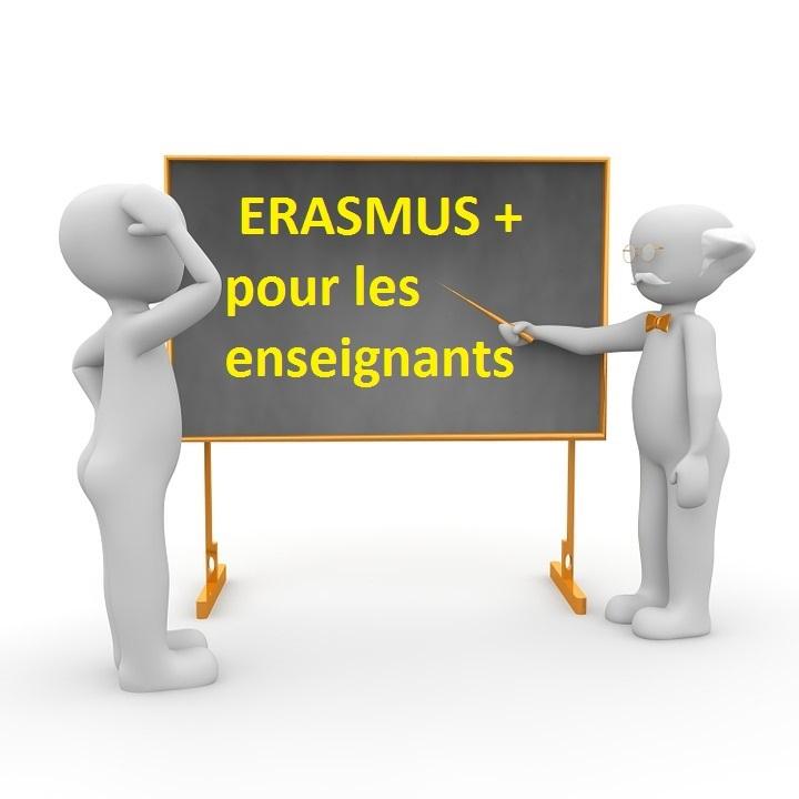 ERASMUS+ pour les enseignants : formez-vous aux langues à l'étranger !