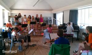 Cours de musique en anglais