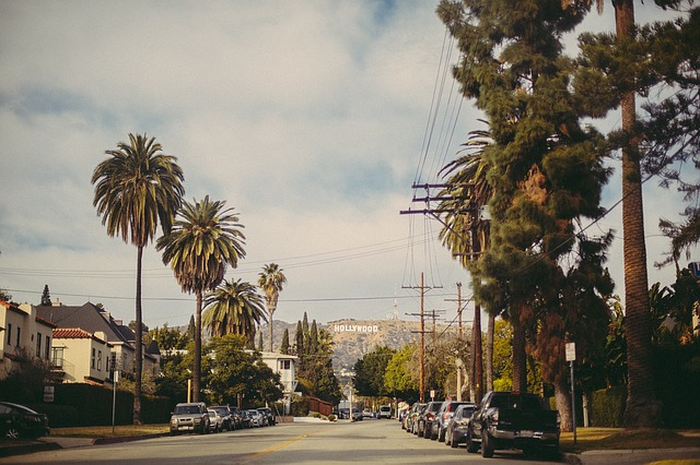 Los Angeles, Hollywood, USA