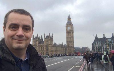 Interview de Matthieu B., 53 ans, en immersion totale à Londres