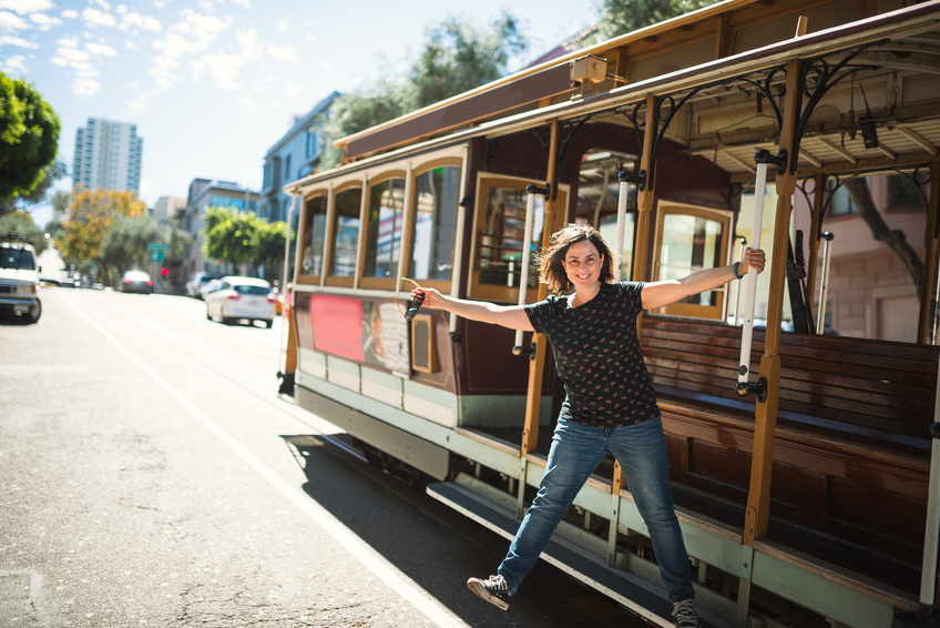 Alexandra 44 ans, formation à l'anglais professionnel à San Francisco