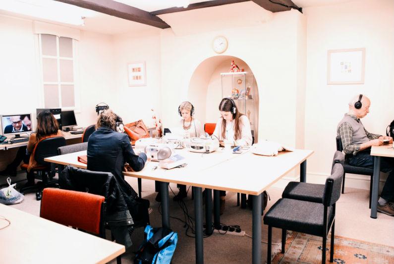 Séjour linguistique en immersion pour adultes à Shrewsbury en Angleterre