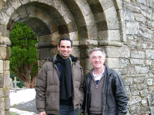 Fabrice 40 ans, anglais en immersion totale en Irlande
