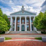 Baker Library-Harvard Business School-Boston-USA