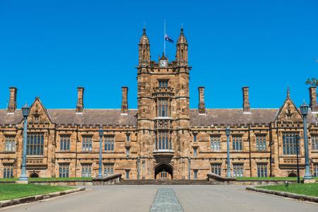 Université de Sydney en Australie