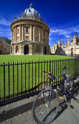 Marion 17 ans, Immersion chez le professeur à Oxford