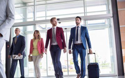 Lexique anglais du voyage d'affaires