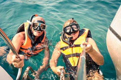 Michèle et Jean-Claude 62 et 75 ans, séjour linguistique à Malte