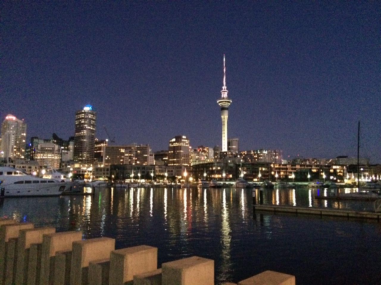 Auckland Australie témoignage séjour en immersion d'Audrey