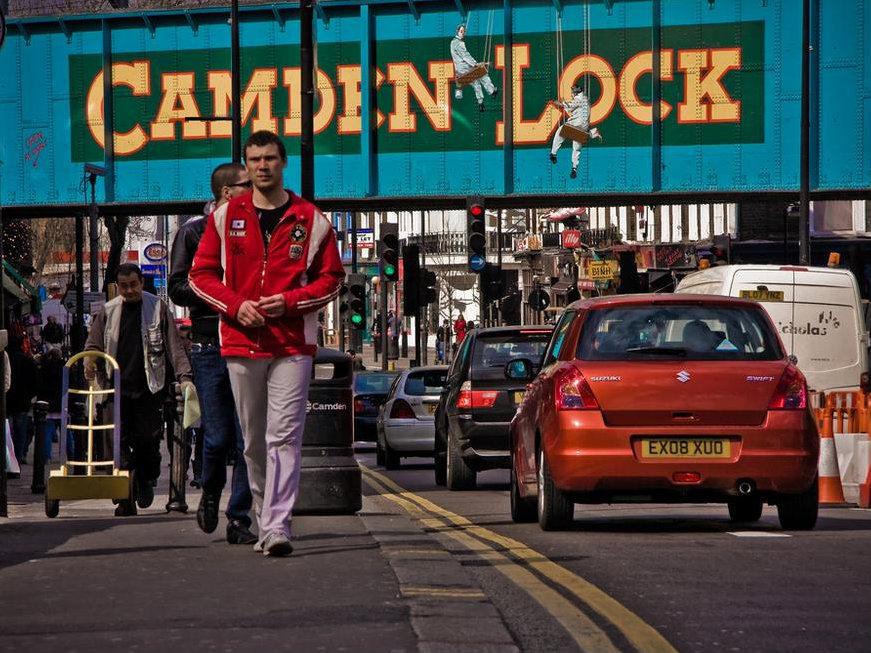Elio 20 ans, séjour linguistique à Londres