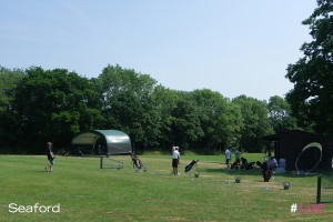 anglais et golf