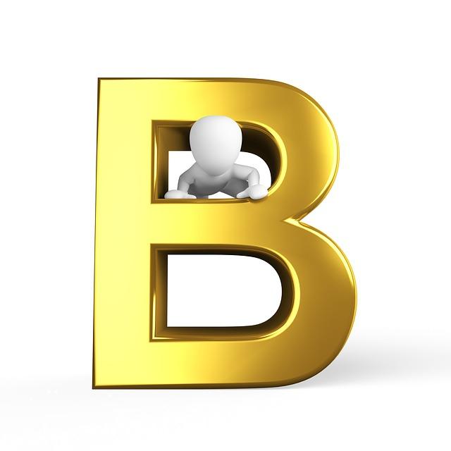 B- Phrasal Verbs : liste des verbes à particules essentiels commençant par B