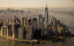 vue de NYC