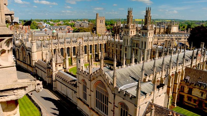 Oxford Angleterre