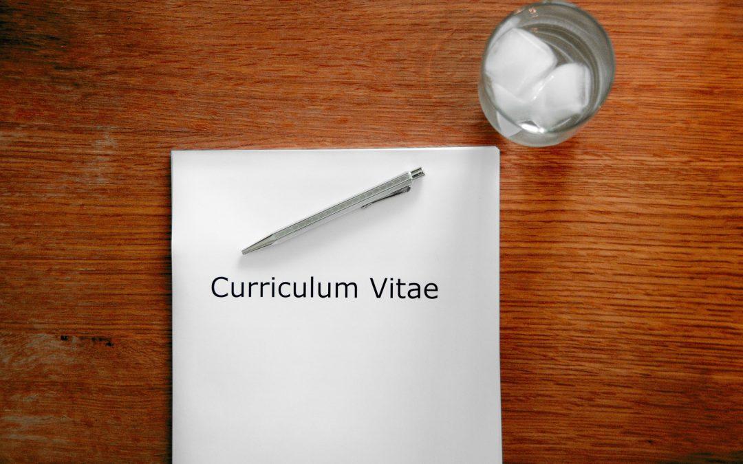 Comment rédiger un CV en anglais