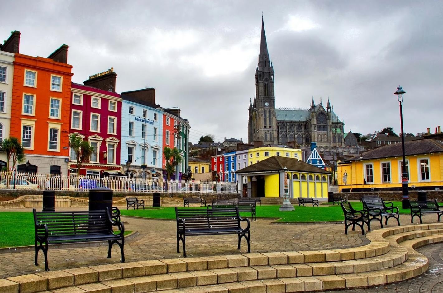 Cork Dublin séjour linguistique en immersion