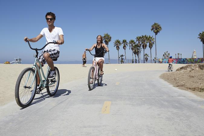 Yohann 32 ans, séjour linguistique à Los Angeles