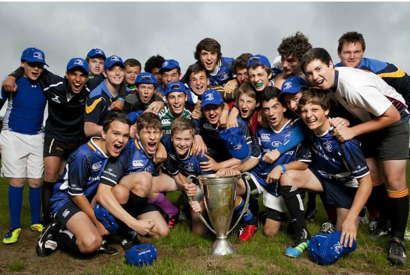 groupe jeunes joueurs rugby séjours linguistique en Angleterre et Irlande
