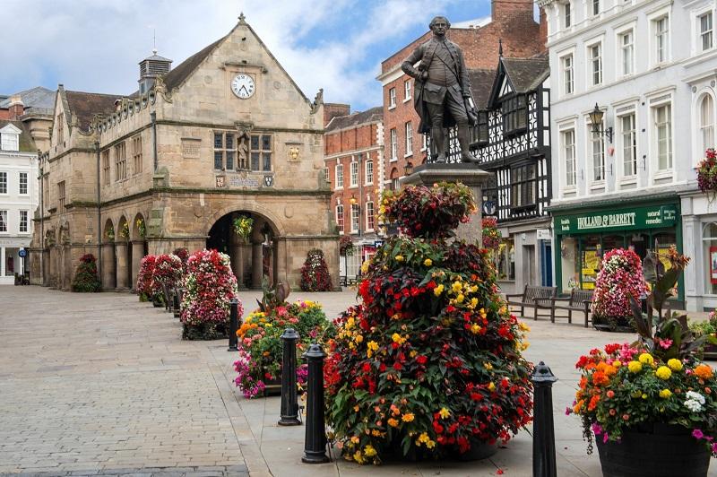 Shrewsbury Angleterre