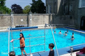 piscine-Seaford stage d'anglais en immersion Angleterre